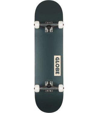 """Globe Goodstock 7.8"""" Skateboard Complete Navy"""