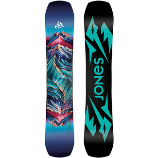 Jones Twin Sister 2021 Snowboard