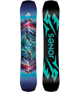 Jones Twin Sister 2021 Snowboard