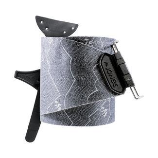 Jones Skin Nomad Pro w/ Universal Tail Clip Black