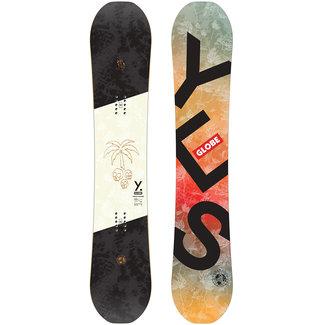 YES. Globe Traditionalist 2021 Snowboard