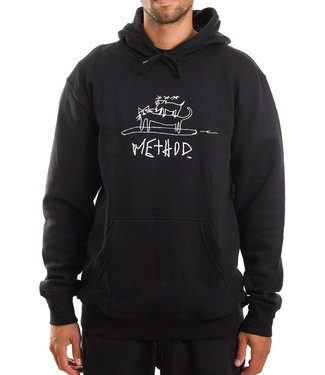 Method Mag Niels Collab Hoodie Black