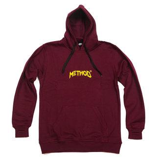 Method Mag Bar Fly Hoodie Maroon