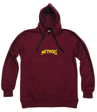 Method Mag Bar Fly Hoodie Maroon