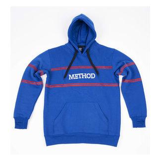 Method Mag Lines Hoodie Royal Blue/White Red