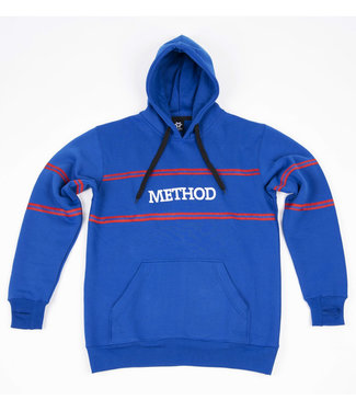 Method Mag Lines Hoodie Royal Blue/White Red