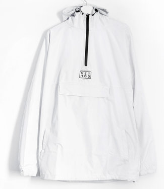 Method Mag Method Spray Jacket Anorak White