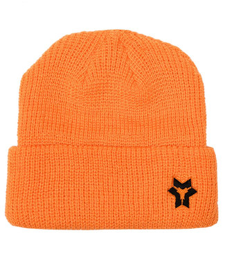 Method Mag Star Beanie Orange
