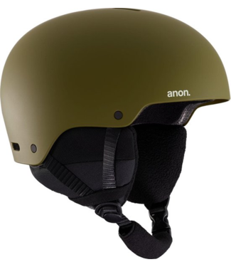 Anon Raider 3 Snowboard Helm Olive
