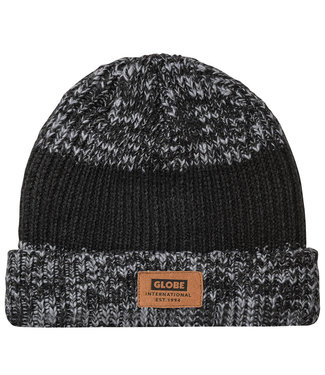 Globe Johnson Beanie Black Marle