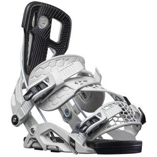 Flow Fuse Hybrid Snowboard Binding Stormtrooper
