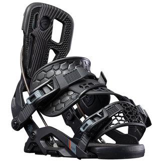 Flow Fuse Hybrid Snowboard Binding Black