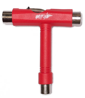 West-Site Skate Tool Red