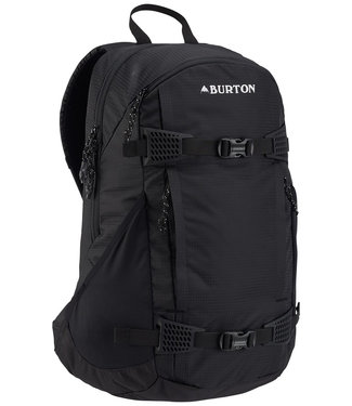 Burton Day Hiker 25L Backpack True Black Ripstop