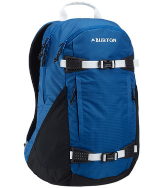 Burton Day Hiker 25L Backpack Classic Blue Ripstop