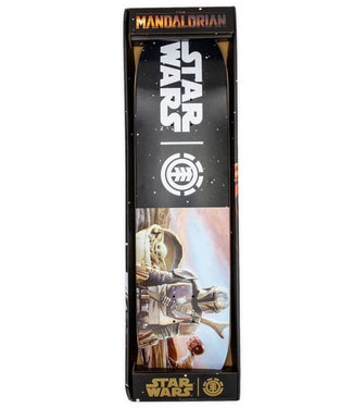 "Element 8"" Mandalorian Hunter Skateboard Deck"