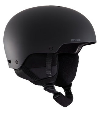 Anon M Raider 3 Black Helmet