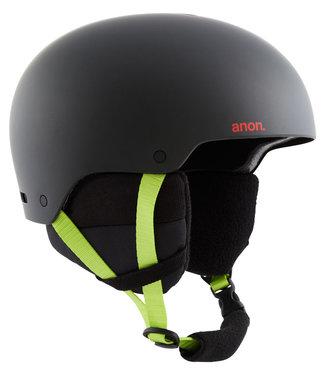 Anon M Raider 3 Black Pop Helmet