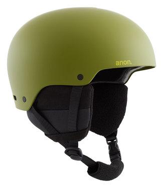 Anon M Raider 3 Green Helmet