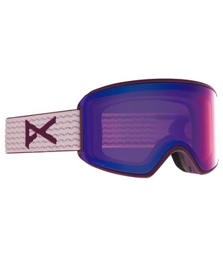 Anon WM3 Purple/Perceive Variable Violet + Spare Lens