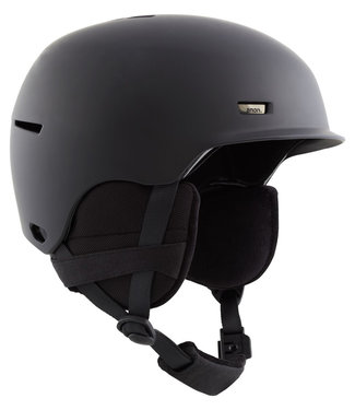 Anon M Highwire MIPS Black Helmet