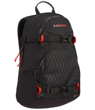 Burton Riders Pack 25L Black Cordura
