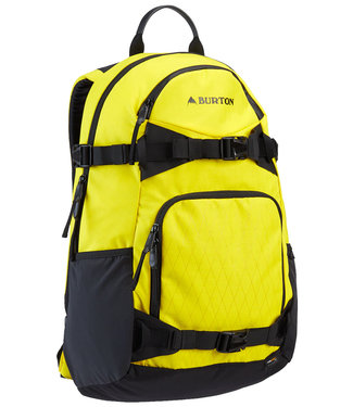 Burton Riders Pack 25L Cyber Yellow Cordura