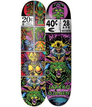 "Element Cosmic Travel Jaakko 8.38"" Skateboard Deck"