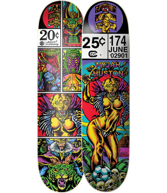 "Element Sakmet Nyjah 8"" Skateboard Deck"