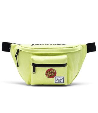 Santa Cruz X Herschel Hip Bag Highlight Speed Wheels