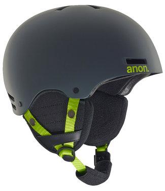 Anon Rime Kids Helmet Gray 2019