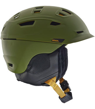 Anon Prime MIPS Snowboard Helm Green 2018