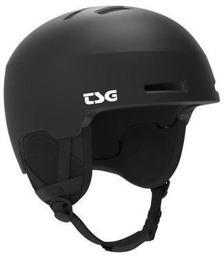 TSG Tweak Helmet Satin Black
