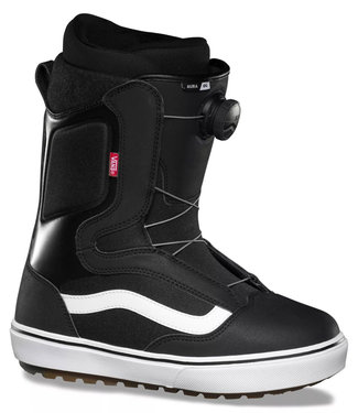 Vans M Aura OG Black/White 2021 Snowboard Boots