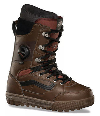 Vans M Invado Pro Brown/Red 2021 Snowboard Boots