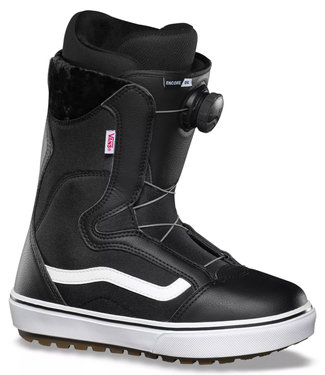 Vans W Encore OG Black/White 20 2021 Snowboard Boots
