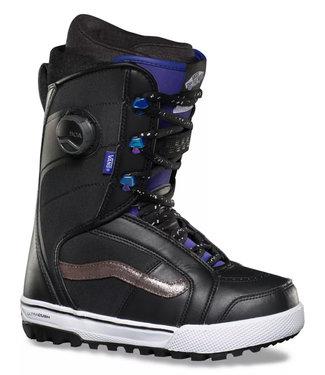 Vans W Ferra Pro Black/Purple 2021 Snowboard Boots