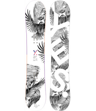 YES. Hel Yes 2021 Snowboard
