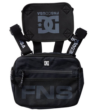 DC Shoes FNS Chest Rig Tiger Camo