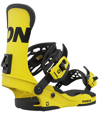 UNION Team Force Collector Edition 2021 Yellow L Snowboard Binding