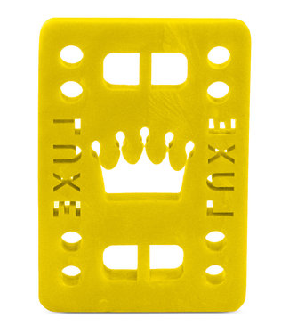 "Luxe 1/2"" Yellow Riser Pads"
