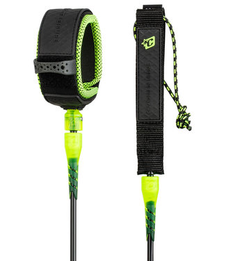 Creatures Of Leisure Reliance Pro 6' Leash Black Lime