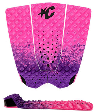 Creatures Of Leisure Griffin Colapinto Traction Pad Pink Fade Purple