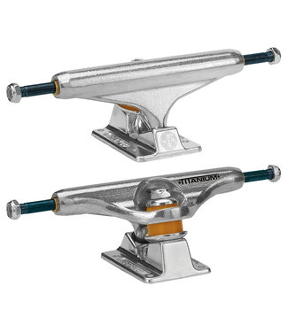 Independent 144 Stage 11 Forged Titanium Skateboard Trucks