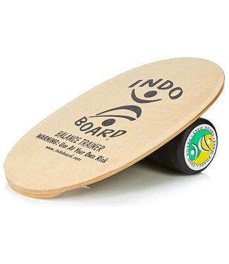 Indo Board Original Natural Balance Board + Indo Roller