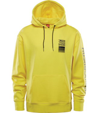 Thirty-Two Spring Break Repel Hoodie Light Yellow