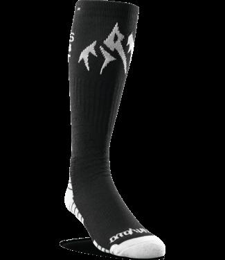 Thirty-Two Jones Bamboo ASI Sock Black
