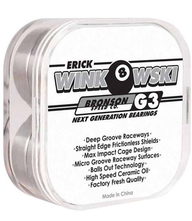 Bronson Erick Winkowski Pro Bearings G3