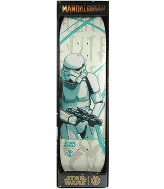 "Element Stormtrooper 8.25"" Skateboard Deck"