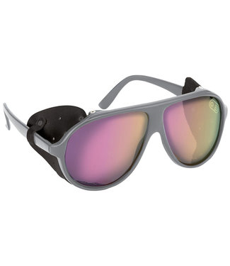 Airblaster Polarized Glacier Glasses Smoke
